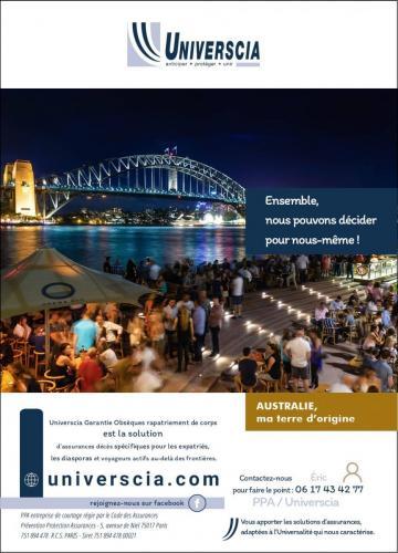 UNIVERSCIA Australie (1)