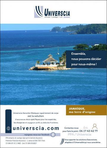 UNIVERSCIA JAMAIQUE