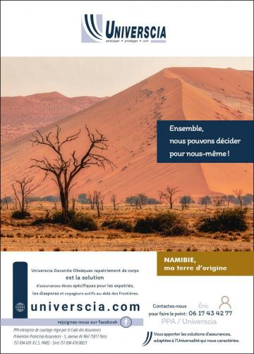 UNIVERSCIA NAMIBIE